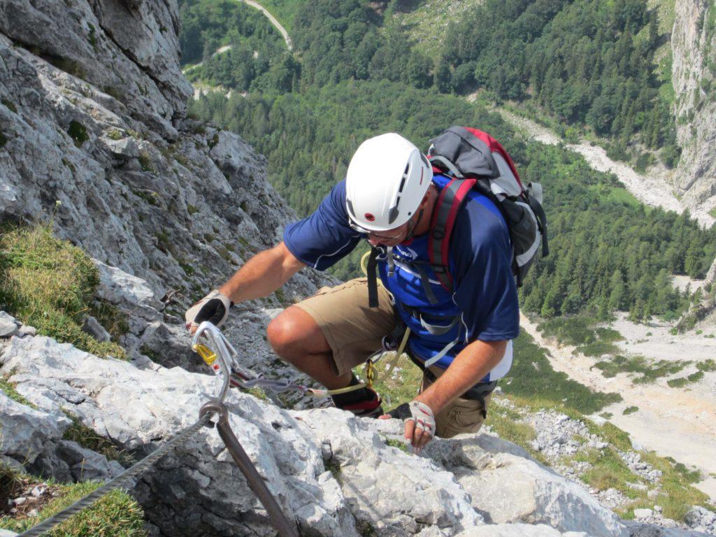 Klettersteig Griffen : Einführung in die welt der klettersteige mit tourenvorschlägen
