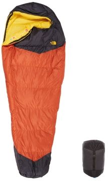 Schlafsack aus Daune
