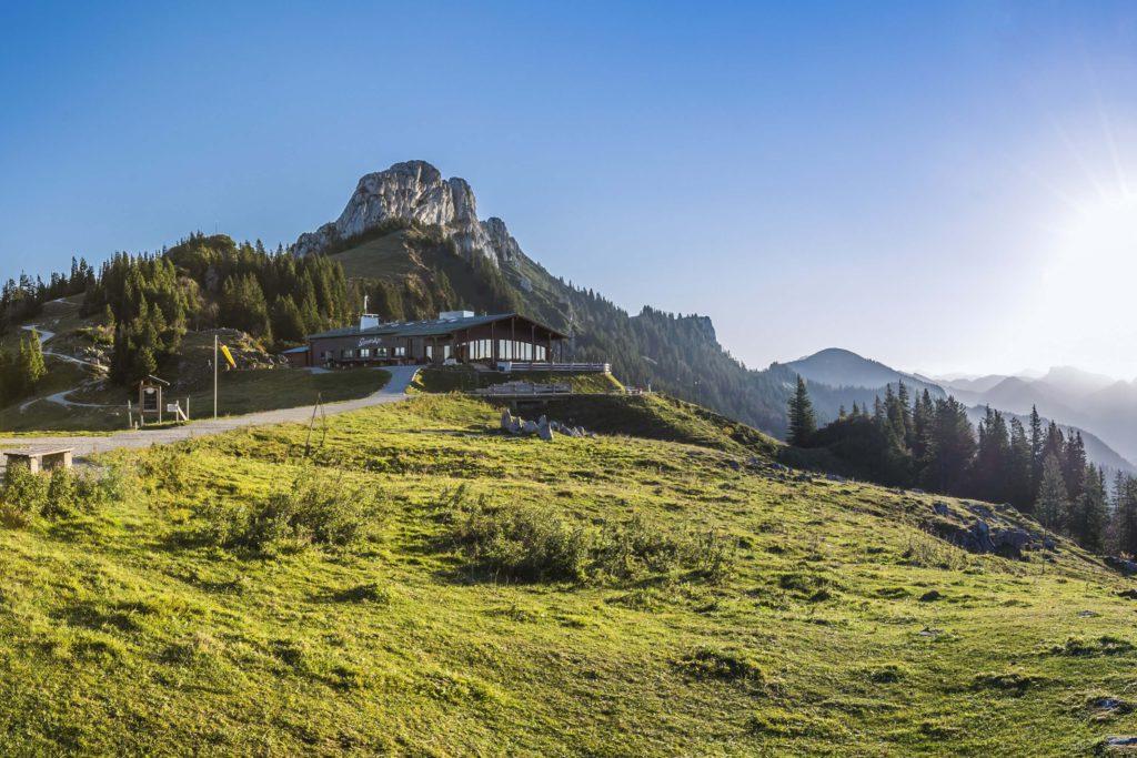 Hüttenwanderung Chiemgautour, Deutschland