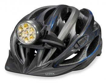 Fahrrad Helmlampe