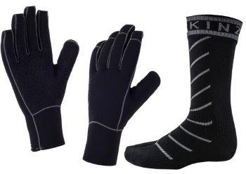 Sailkinz Handschuhe und Socken