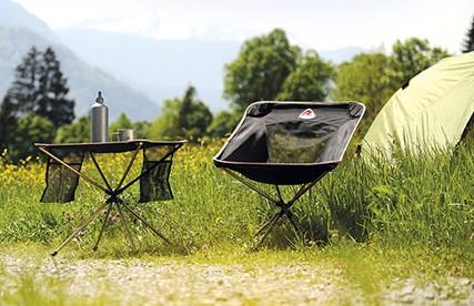Alles für's Camping im CAMPZ Onlineshop