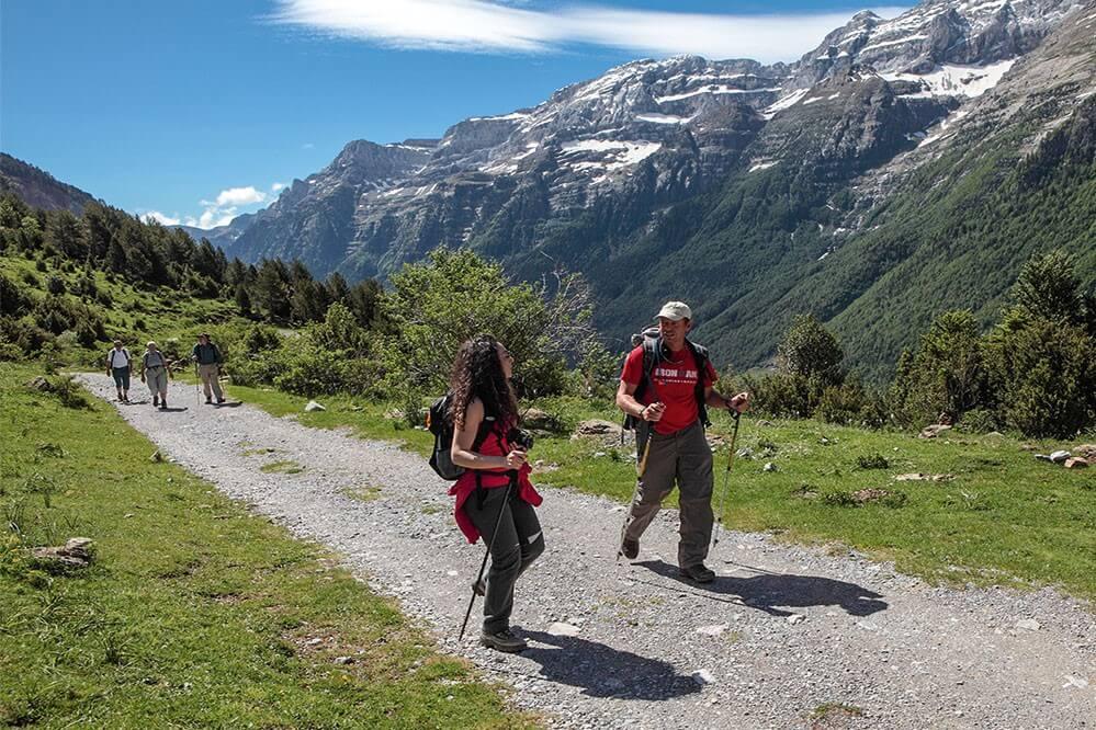 In den Pyrenäen auf dem GR11