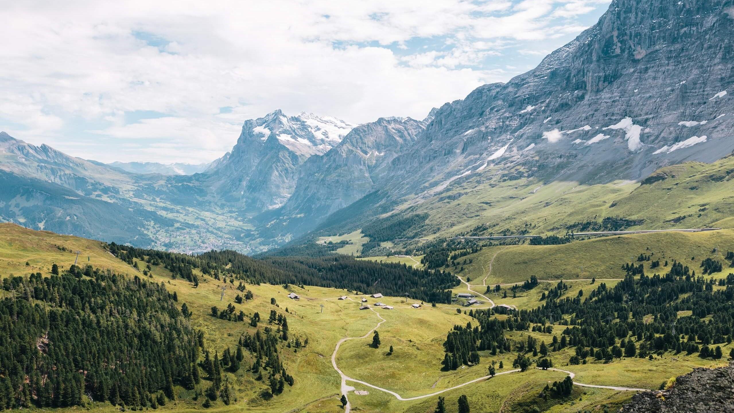 Traumhaft schöne Hüttenwanderungen in den Alpen